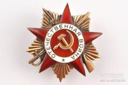 орден великой отечественной войны первой ст