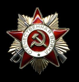 Отечественной войны 1-й степени (11.03.1985)