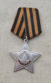 Орден славы 3 степени,Орден Отечественной Войны 2 степени