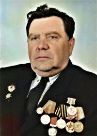 Орден Красной Звезды, орден Отечественной войны, медаль За взятие Кенигсберга