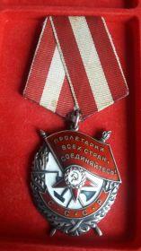 Орден Красного Знамени (орден «Красное знамя»)