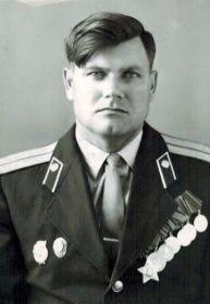 Орден Славы 3 степени, медаль За отвагу, медаль За победу над Германией в ВОВ  1941-1945 гг, юбилейные награды