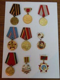 Медаль «Победа на Халхин-Голе»