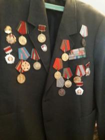 Медаль Маршала  советского союза  Жукова. Г.К.