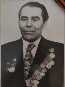Орден Красной звезды, медаль за отвагу, медаль за боевые заслуги, Орден за оборону Ленинграда