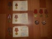 Орден Отечественной войны I  и II степени
