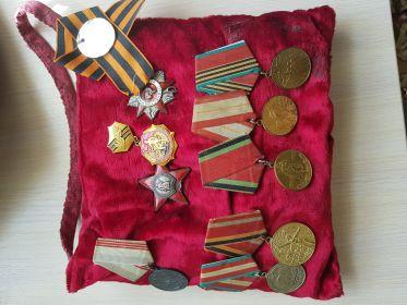 Орден Красной Звезды, Орден Великой Отечественной войны 2 степени