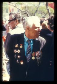 Орден Отечественной Войны 1й степени