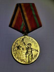 30 лет победы в великой отечественной войне 1941-1945 гг.
