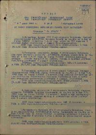 Медаль «За отвагу» Медаль «За победу над Германией в Великой Отечественной войне 1941–1945 гг.» Медаль «За взятие Вены» Орден Отечественной войны I степени