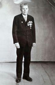 Алексей Семёнович был награждён  орденом красной звезды, медалью за боевые заслуги,медалью за отвагу,а также медалью за трудовую доблесть.