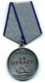 Медаль За отвагу , Юбилейные награды.
