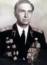 Орден Красной Звезды; Орден Отечественной войны II степени