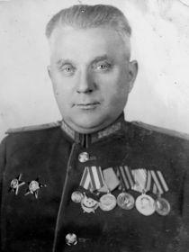 Два ордена Красной Звезды и множество медалей