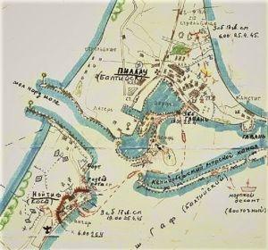Карта 17гв.сп,5 гв.сд (комбата А.Дорофеева)