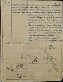Последнее место боя 1436 сап дгк 3 гв. ктк на 20.08.1943 продолжение