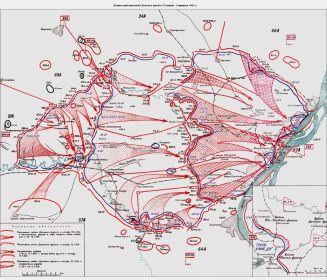 10.1.1943-2.2.1943 В районе Сталинграда