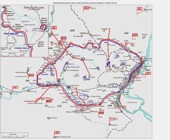 10.1.1943 В районе Сталинграда