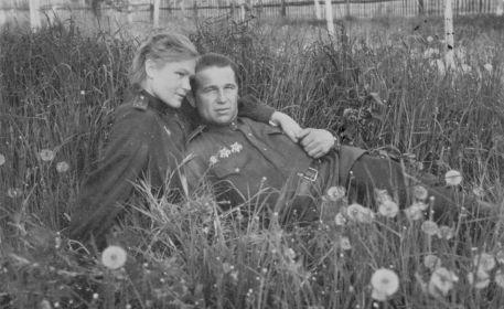 мама и папа 1945г