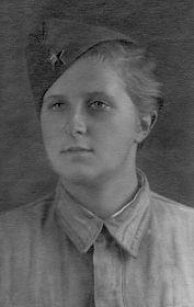 Нина Николаевна Трофимова (см.) - двоюродная сестра.