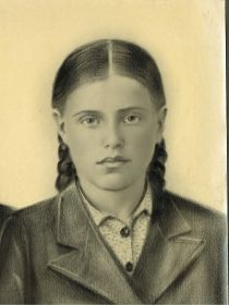 Сестра: Хитяник Прасковья Ивановна