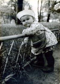 Внучка Наталья