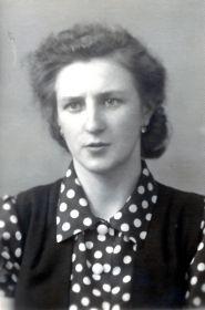 Дочь Татьяна Александровна.