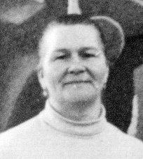 Сестра Свентицкая (Коржова) Валентина Ивановна. 1927 г.р.