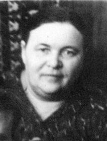 Сестра Коваленко (Коржова) Нина Ивановна 1911 г.р.