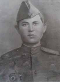 Сын Василий Поляков (фронтовик) 1918-1945