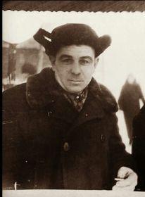 Сын Алексей Поляков (фронтовик)