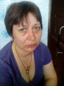 Внучка Ольга.