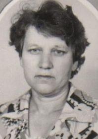 Дочь Апарина Евгения Васильевна