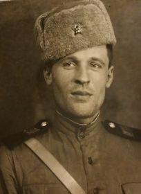 Двоюродный брат Желтиков Василий Федорович
