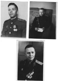Брат жены Хлытин Николай Семенович.