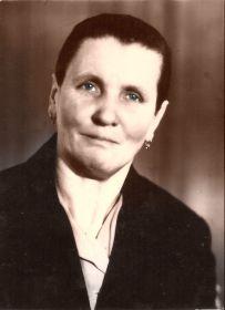 дочь Шевцова Екатерина Петровна 1932-2011