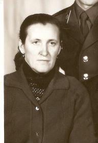 дочь Шевцова Валентина Петровна 1941-2012