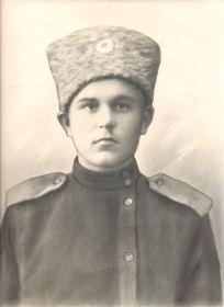 Отец дедушки Первунин Александр Петрович