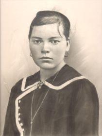 Мама дедушки Первунина Александра Михайловна