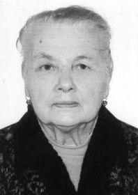 Дочь Полежаева Людмила Александровна,1935 г.р.