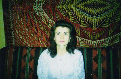 Внучка Кужелева Марина Анатольевна