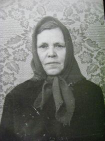 Жена Анастасия