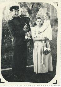 муж:Семёнов Евгений Висильевич,жена Семёнова Елизавета Ивановна.