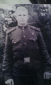 Младший сын Геннадий 1938г.р