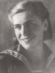 Федотова Валентина Александровна (жена) 1943г.
