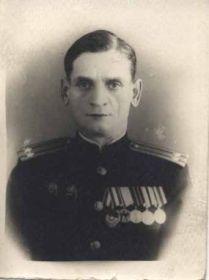 Пашкевич Александр Михайлович (отец)