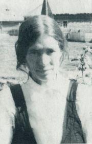 жена солдата  Антакова Анастасия,  моя бабушка