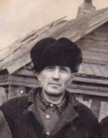 Александр Николаевич примерно в 50-х годах прошлого века