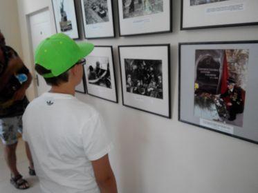 экспозиция на Сапун-Горе.