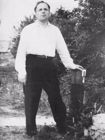 На даче 1960